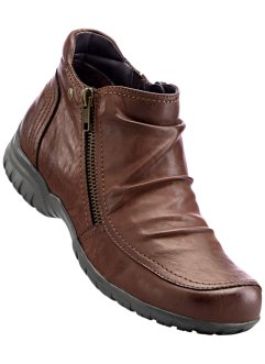 Bottines confortables, bpc selection, teck