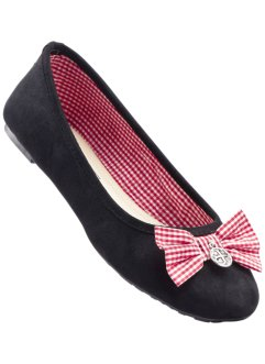 Ballerines, bpc bonprix collection, noir