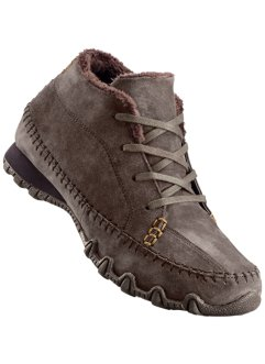 Boots sport, Skechers, marron