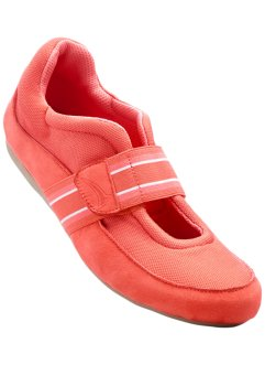 Ballerines sport, bpc bonprix collection, saumon