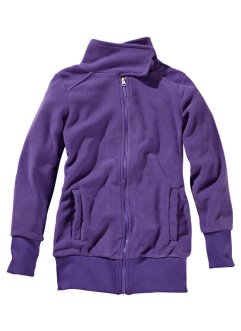 Veste polaire, bpc bonprix collection, violet