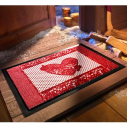 Le tapis de protection Cœur (bpc living)