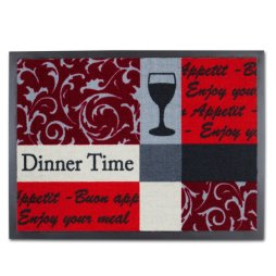 Le tapis de protection Dinner Time (bpc living)