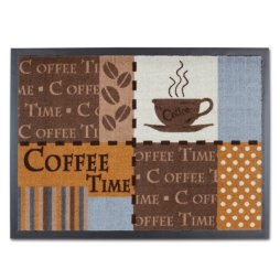 Le tapis de protection Coffee Time (bpc living)