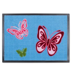 Le tapis de protection Papillon (bpc living)