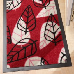 Le tapis de protection Leaves (bpc living)