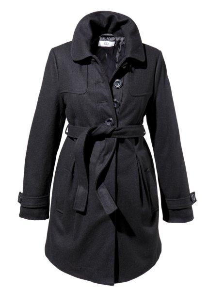 Le manteau en laine