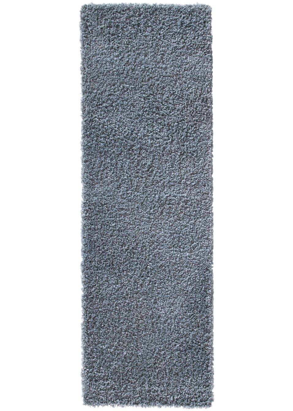 tapis de passage toronto bleu glacier bpc living acheter online. Black Bedroom Furniture Sets. Home Design Ideas
