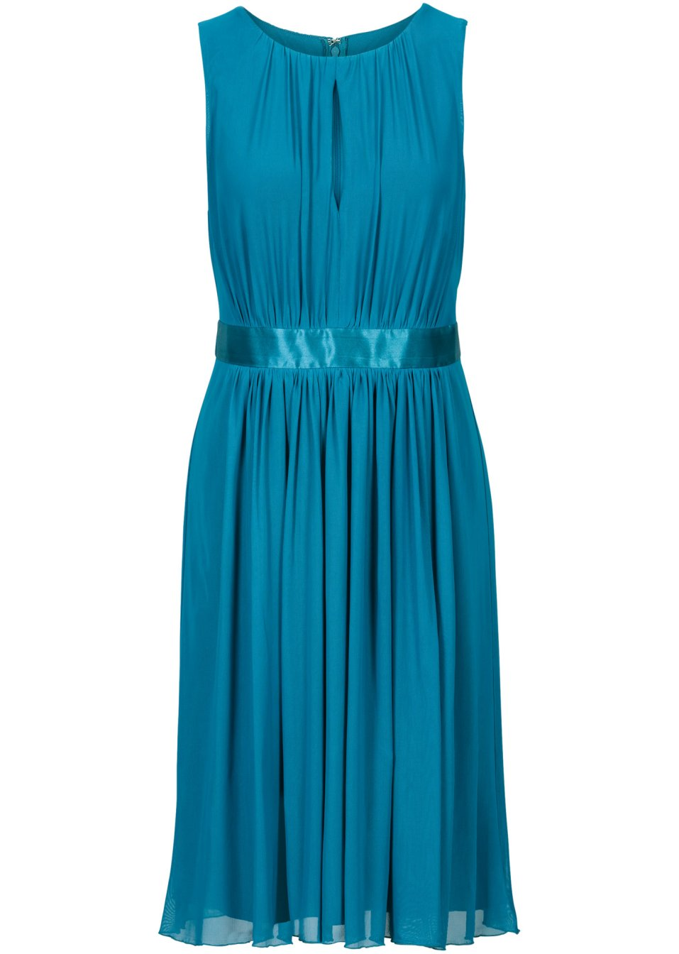 robe bleu vert femme bodyflirt. Black Bedroom Furniture Sets. Home Design Ideas