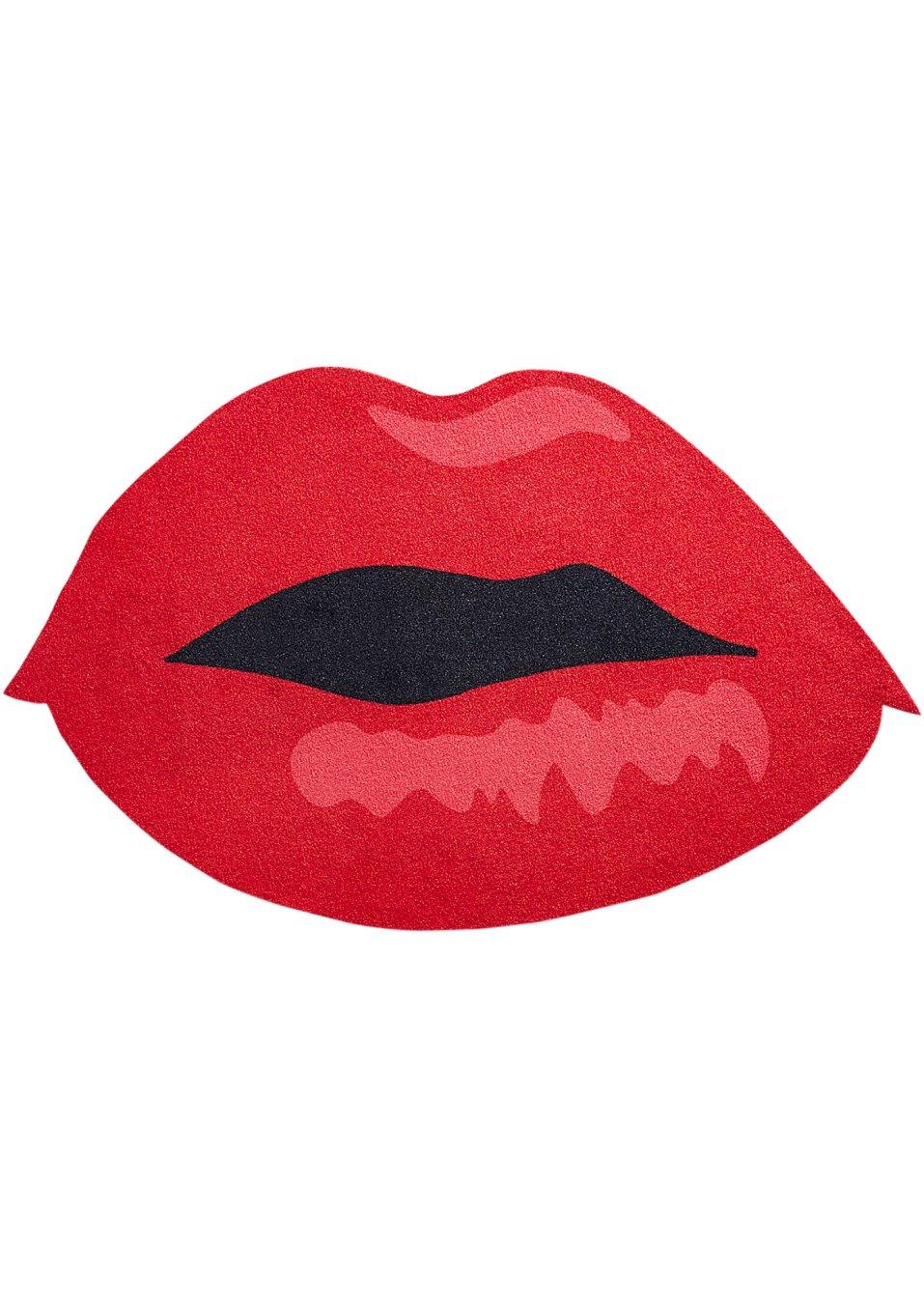 Tapis de protection bouche rouge bpc living commande online - Bonprix suivi de commande ...