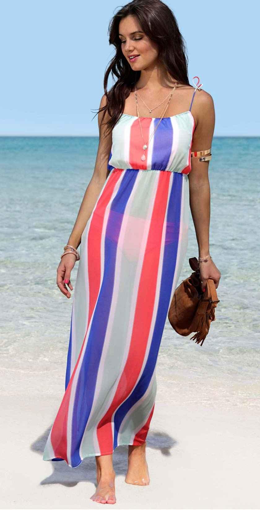 Robes de plage fashion designs - Tenue plage femme ...