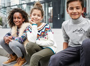 Enfant - Tendances & occasions - Collections - Collection automne