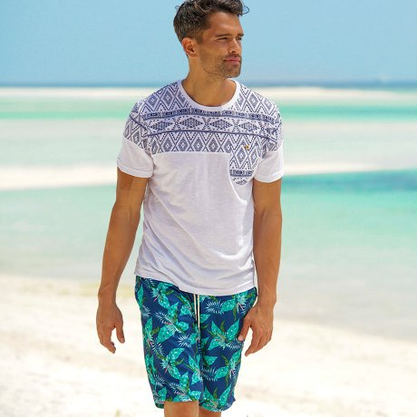 Homme - Tendances & occasions - Collections - Looks de plage