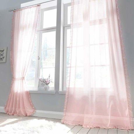 voilage tr s l gant au meilleur prix bonprix. Black Bedroom Furniture Sets. Home Design Ideas