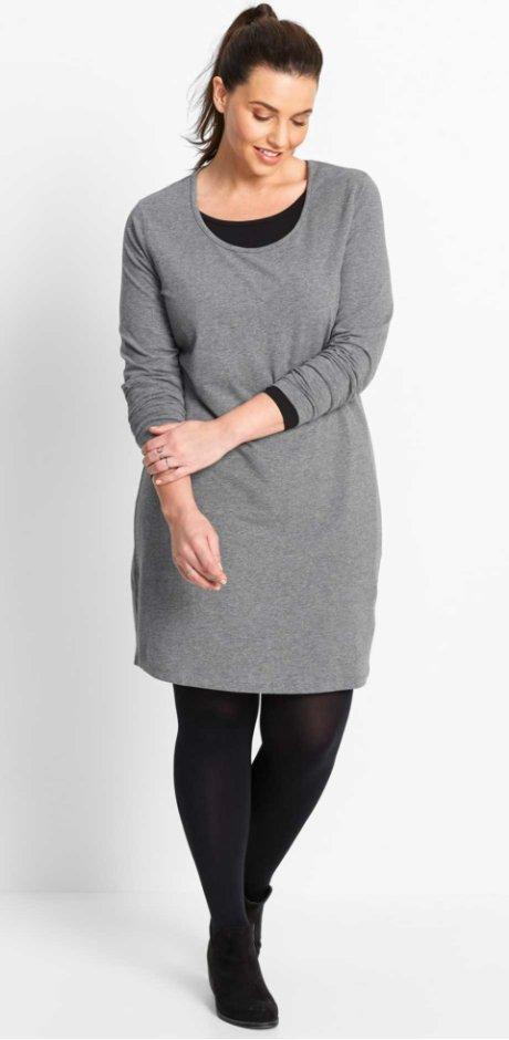 Robes pour femmes grandes tailles à petit prix bonprix 5b60857f6fdb