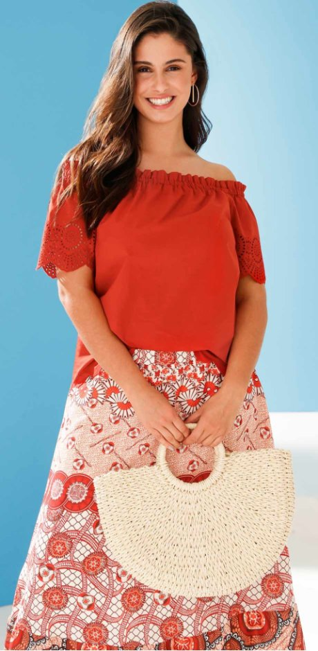 7f331a0b0c6703 Vêtement grande taille femme au meilleur prix – bonprix