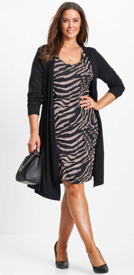 Robes Pour Femmes Grandes Tailles A Petit Prix Bonprix