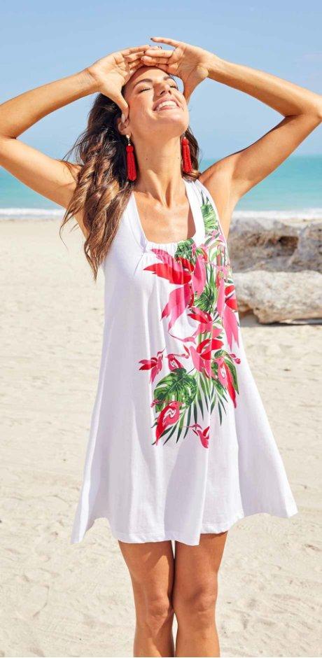 bf63fee869 Achat robes de plage femme en ligne | bonprix