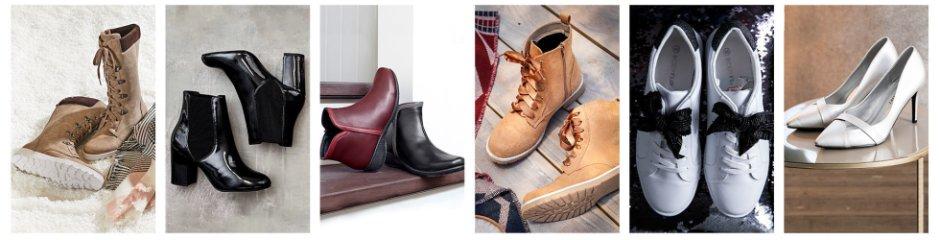 17a13ae6f3499 Chaussures femme, soyez toujours habillé(e) tendance avec bonprix!