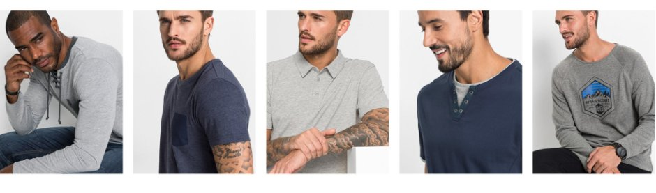 Homme - Mode - T-shirts & polos - T-shirts