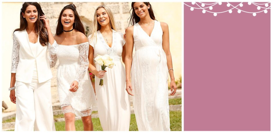 Femme - Tendances & occasions - Occasions spéciales - Mariage