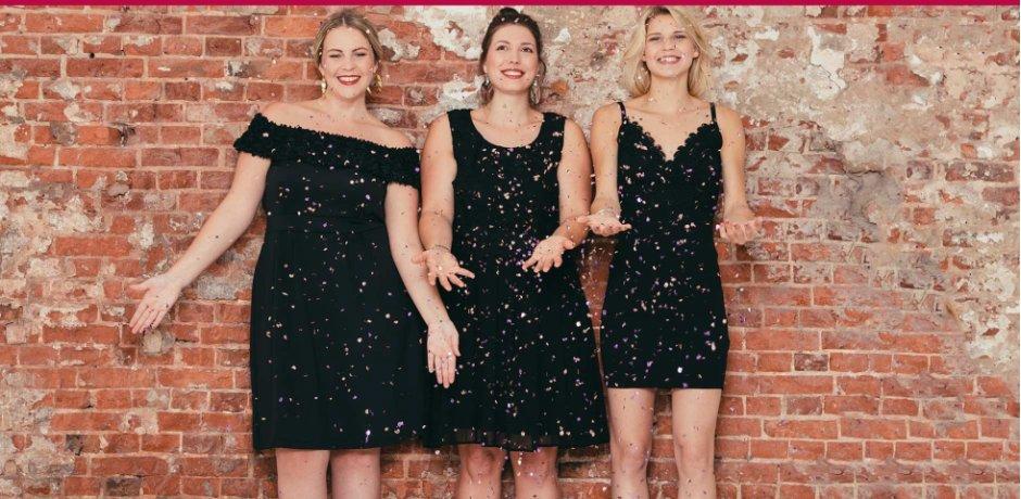 c4a06bf55d2 La petite robe noire - Classique mode - Guide fashion - Stories ...