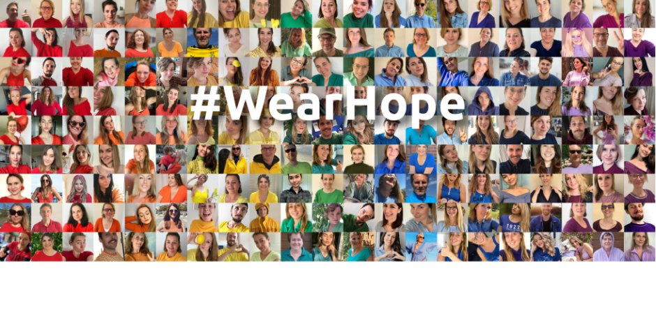Stories - #WearHope