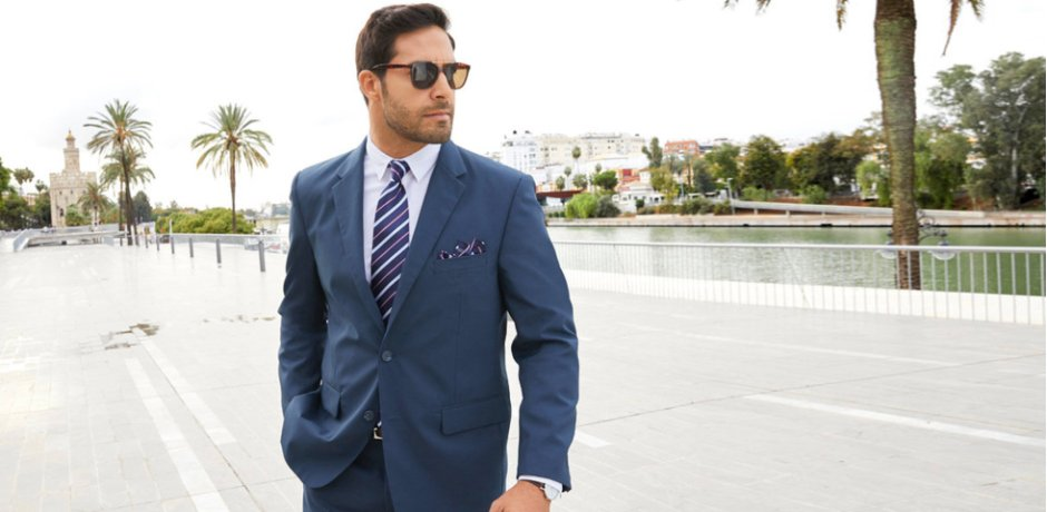 Homme - Inspiration - Occasions spéciales - Mode business