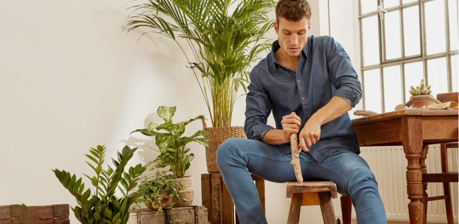 Homme - Inspiration - Collections - Denim Love