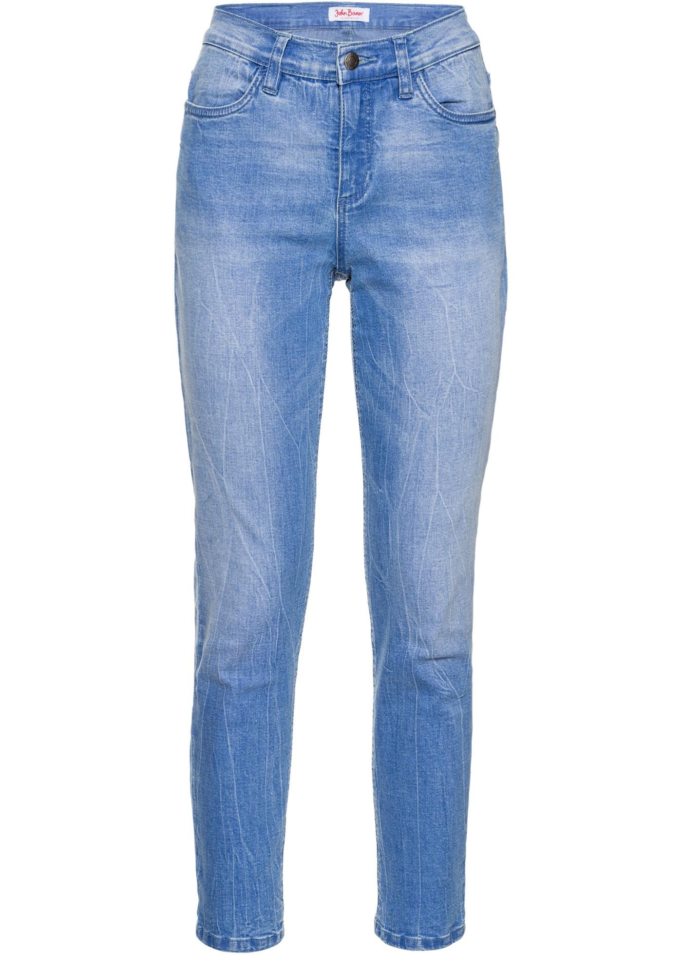 Jean soft stretch 7/8 SLIM