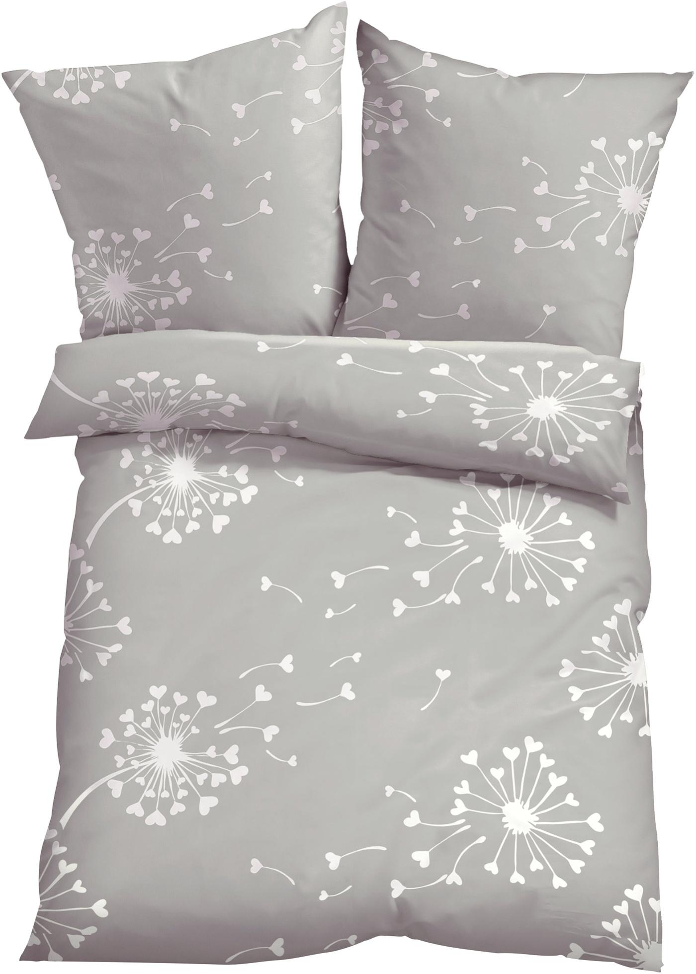 Parure de lit fleur de pissenlit