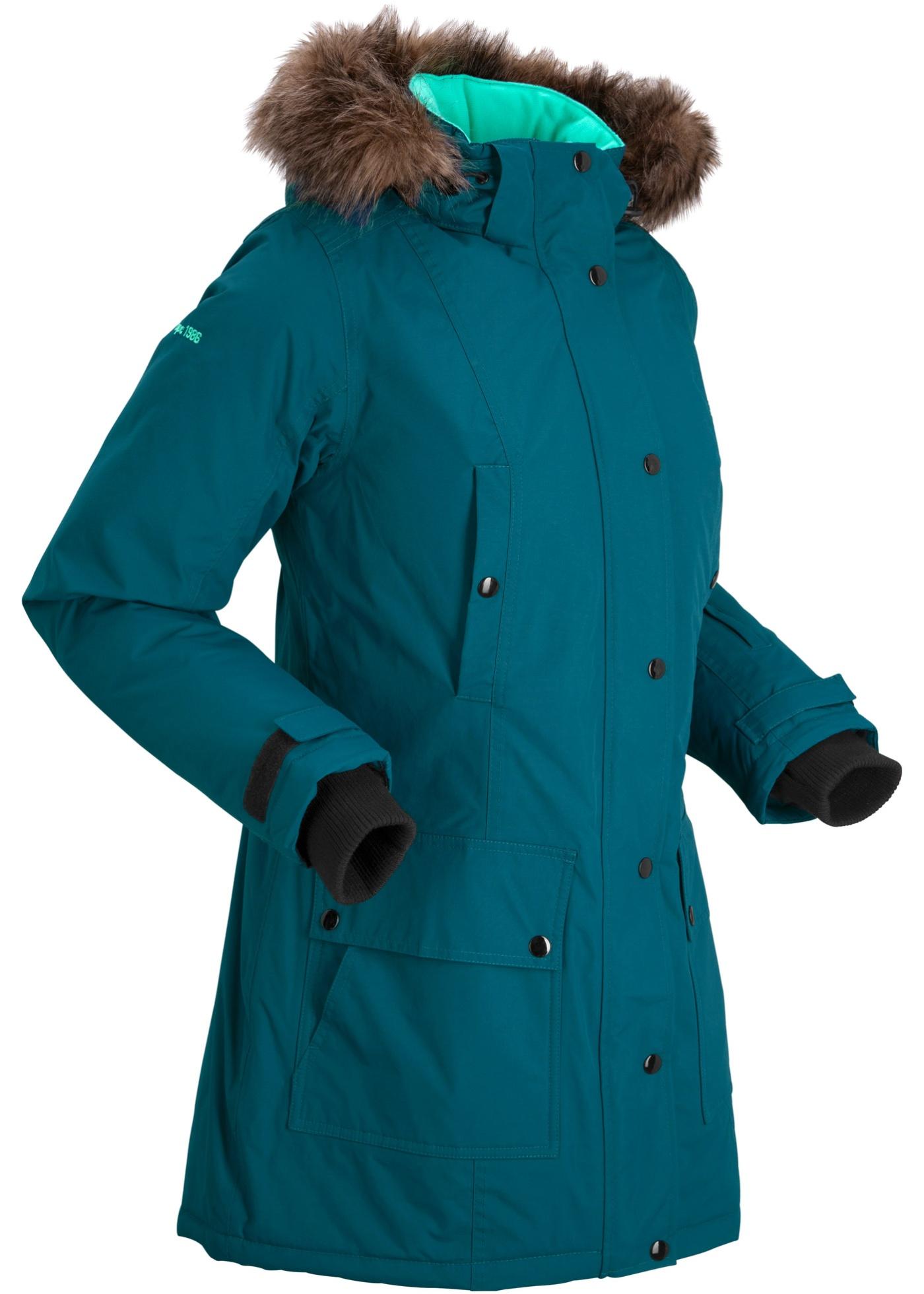 Veste fonctionnelle outdoor à capuche