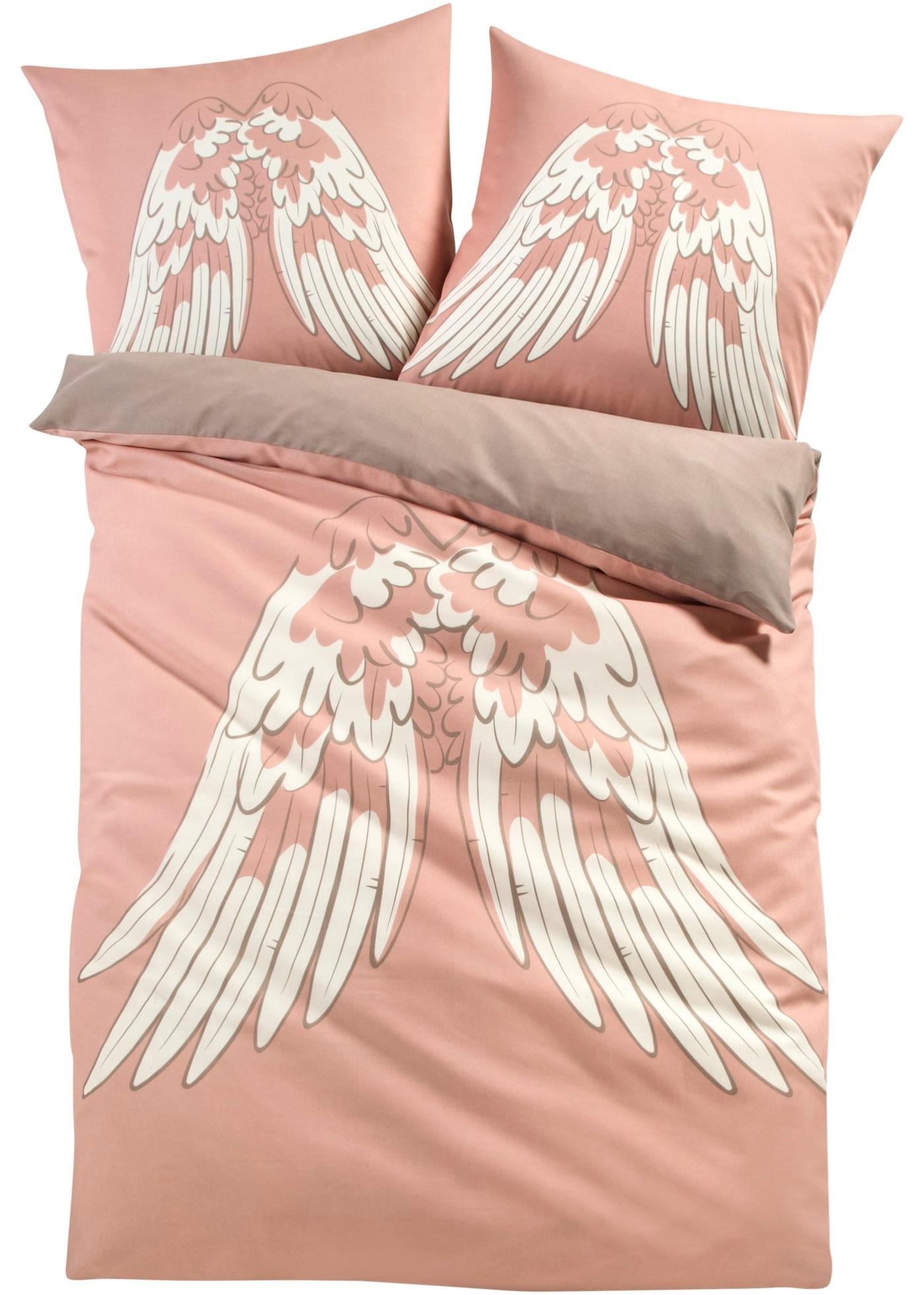 Parure de lit réversible Ailes d'ange