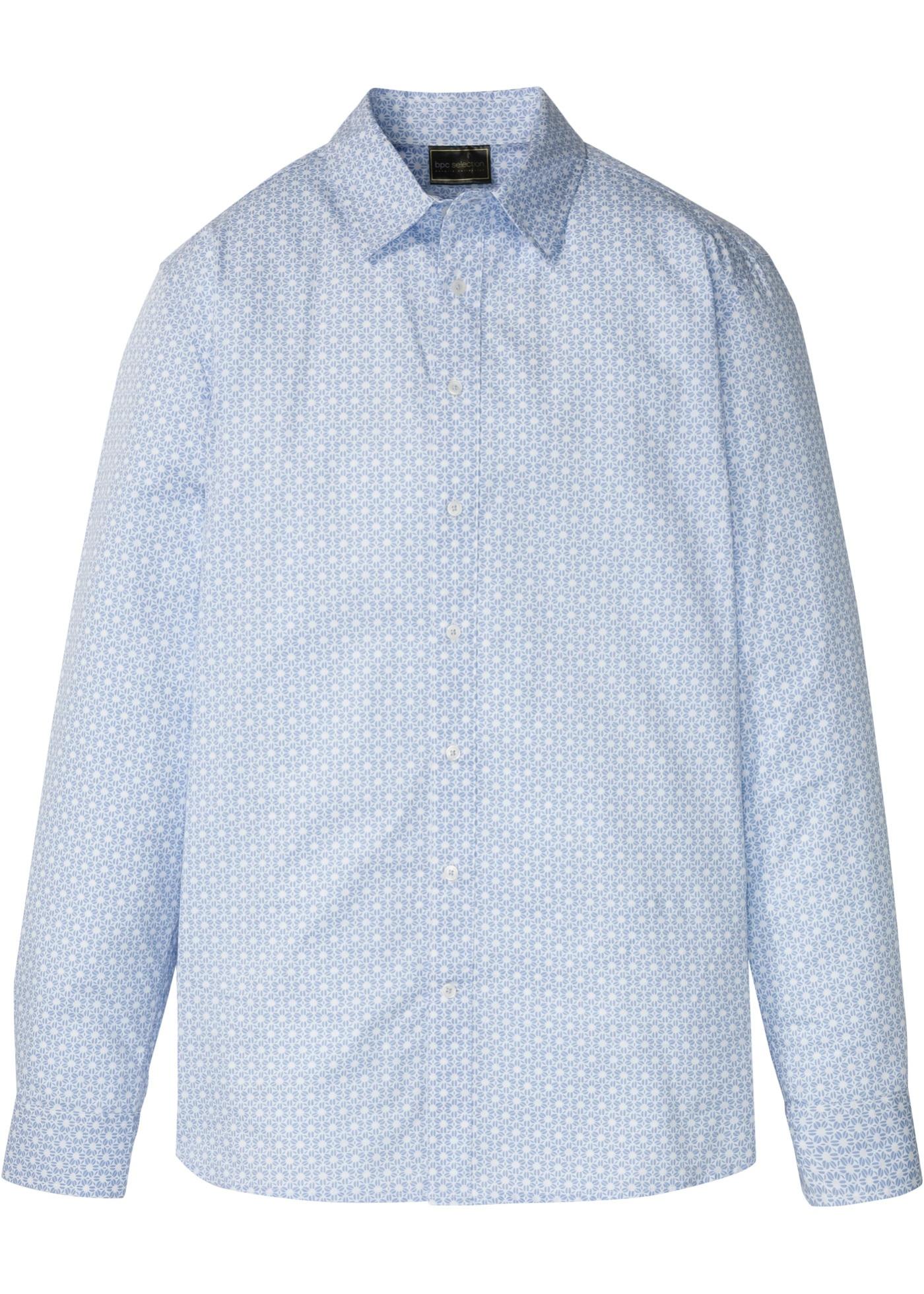 Chemise à motif cravate