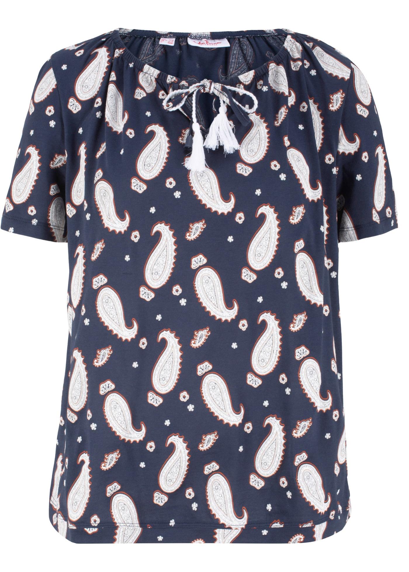T-shirt tunique coton