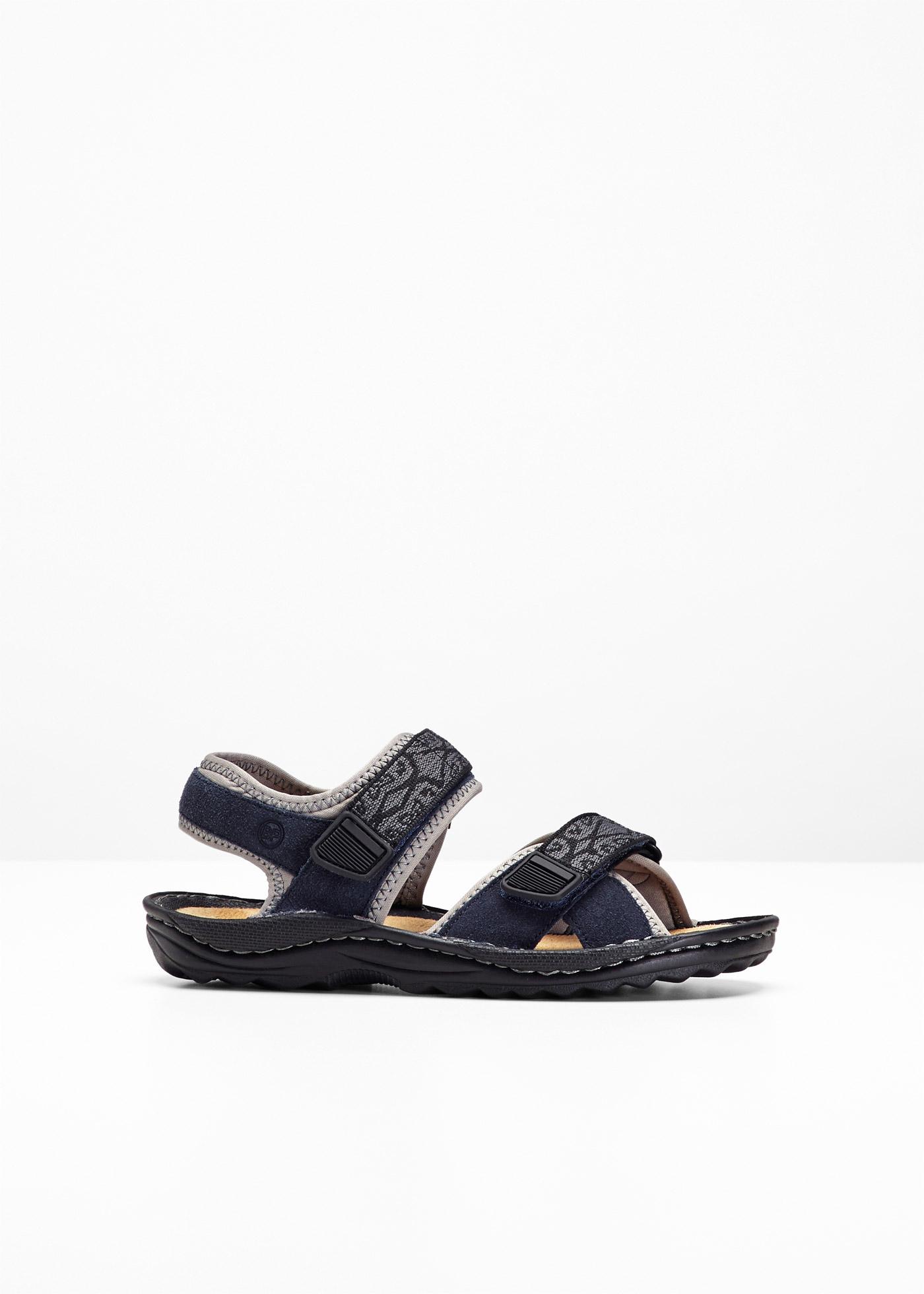 Sandales de marche à teneur en cuir