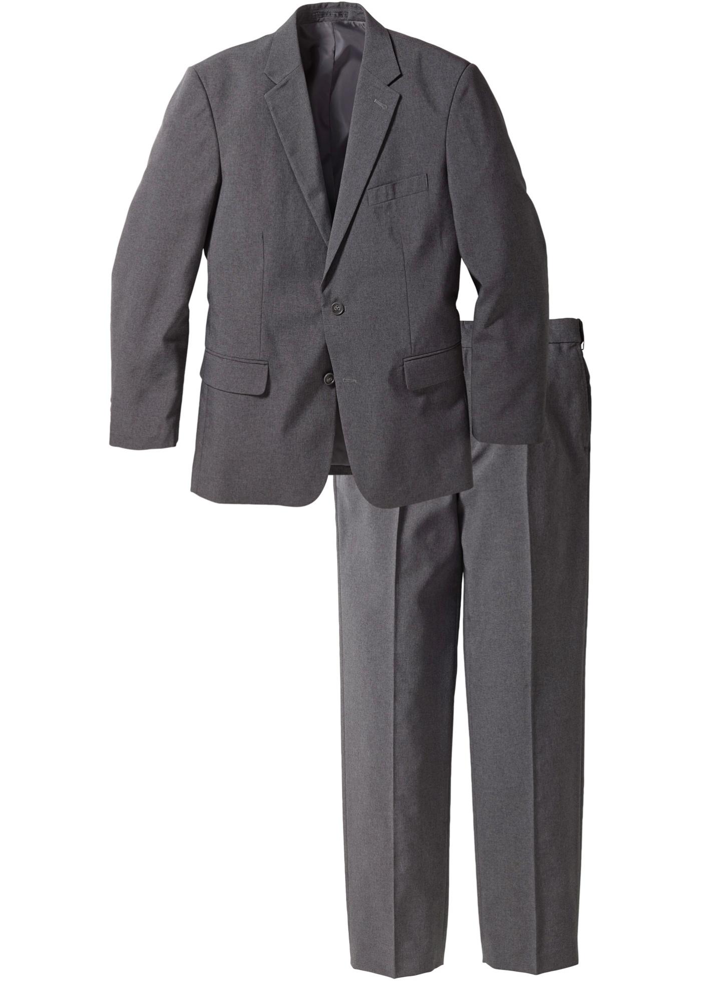 Costume (2 pces.) : veste et pantalon