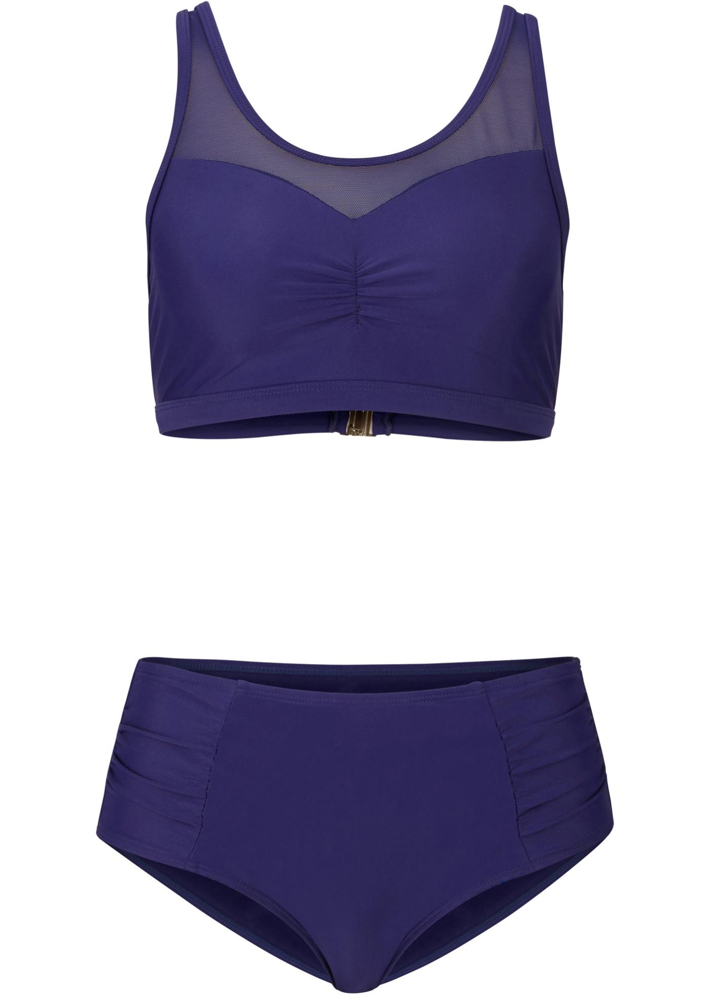 Bikini brassière minimiseur (Ens. 2 pces.)