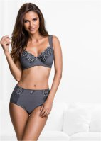 Soutien-gorge, bpc selection, anthracite/gris neutre