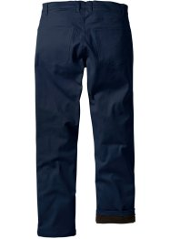 Pantalon thermo extensible Regular Fit, Straight, bpc bonprix collection