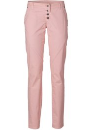 Pantalon extensible, RAINBOW, vieux rose used