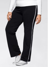 Pantalon palazzo, bpc bonprix collection, noir