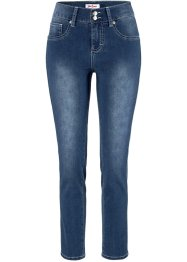 Jean Power Stretch 7/8, slim, John Baner JEANSWEAR, bleu foncé new