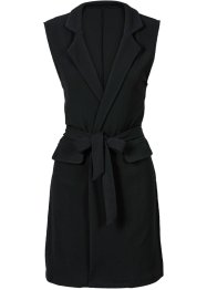 MUST-HAVE : Gilet long sans manches, BODYFLIRT, noir