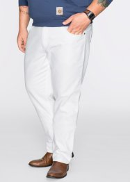 Jean Regular Fit Straight, John Baner JEANSWEAR, blanc