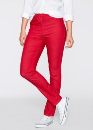 Legging super stretch, bpc bonprix collection, rouge