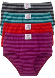Lot de 4 maxi slips, bpc selection