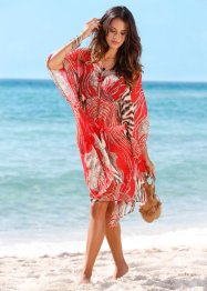 Robe de plage, bpc selection, rouge