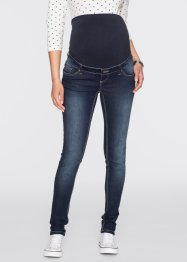 Jean de grossesse, skinny, bpc bonprix collection, dark denim