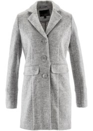 Manteau court en laine, bpc selection premium